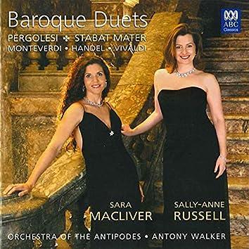 Baroque Duets: Pergolesi - Monteverdi - Handel - Vivaldi