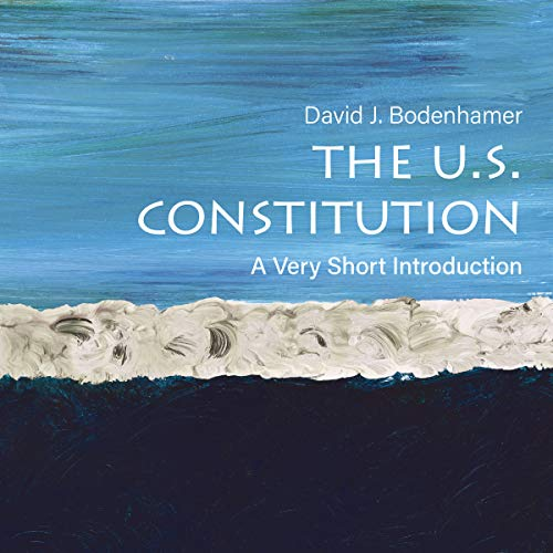 The U.S. Constitution audiobook cover art