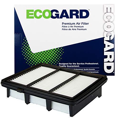 ECOGARD XA11569 Premium Engine Air Filter Fits Honda Accord 1.5L 2018-2021