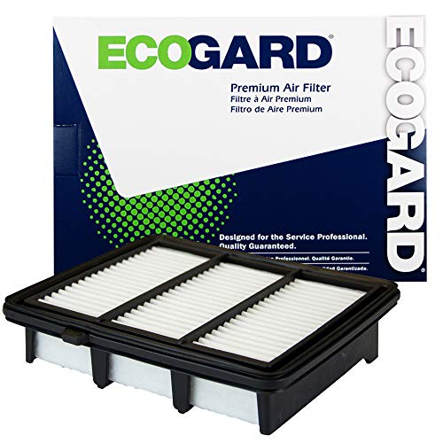 ECOGARD XA11569 Premium Engine Air Filter Fits Honda Accord 1.5L 2018-2019