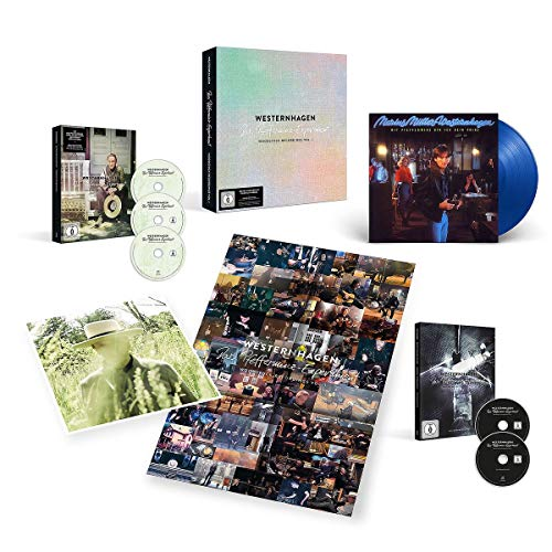 Das Pfefferminz-Experiment (Woodstock-Recordings) (Ltd. Fanbox: Deluxe Edt. mit DVD/BluRay Woodstock-Videos + 90 min. Doku, Vinyl Remastered Original-Album, signierter Fotoprint, Poster)