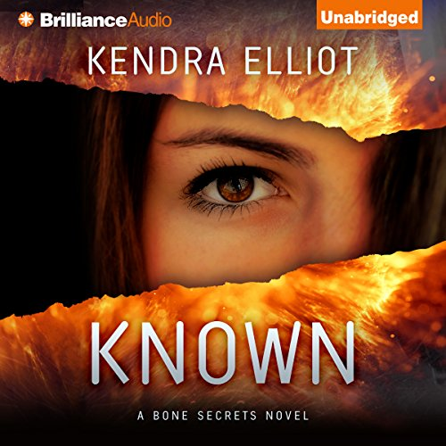 Known     A Bone Secrets Novel, Book 5              By:                                                                                                                                 Kendra Elliot                               Narrated by:                                                                                                                                 Tanya Eby                      Length: 9 hrs and 4 mins     31 ratings     Overall 4.5