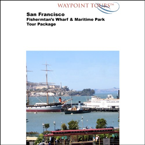 San Francisco Tour audiobook cover art