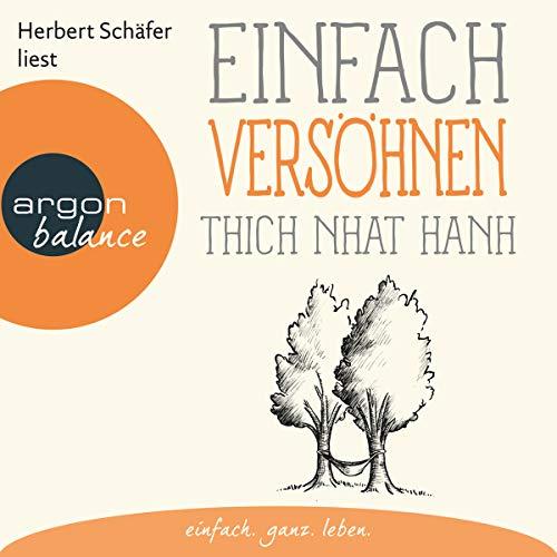 Einfach versöhnen audiobook cover art