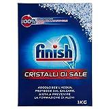 Finish - cristales de sal para lavavajillas, 1kg
