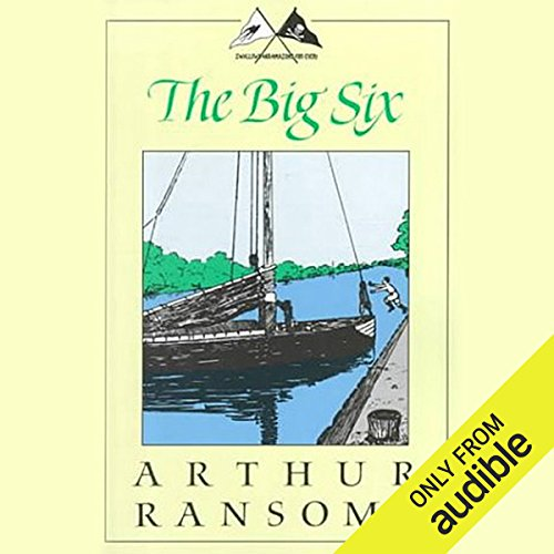 The Big Six audiobook cover art