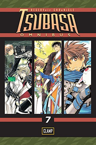 Tsubasa Omnibus Vol. 7 (English Edition)