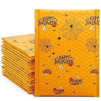 halloween poly mailers