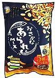5種おつまみ おさかなあられミックス(156g)