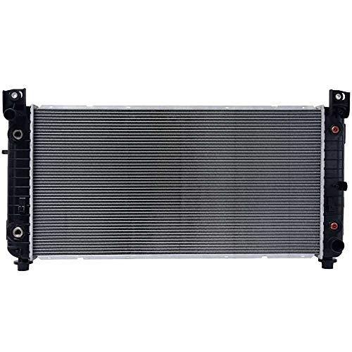 07 silverado radiator - 2
