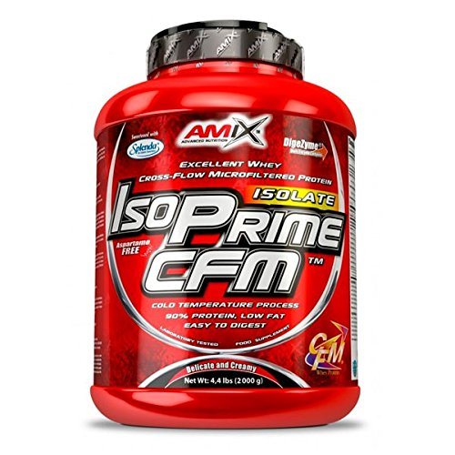 AMIX Isoprime CFM Isolate - 2 Kg Cacahuete-Choco-Caramelo
