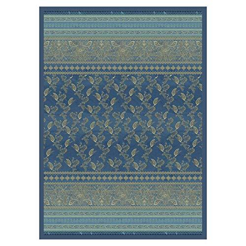 Bassetti Plaid, Blau, 155X220