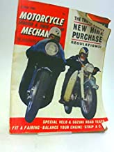Motorcycle, Scooter, and Three-Wheeler Mechanics, the illustrated how-to-do-it magazine, vol.7 no.6 March 1965