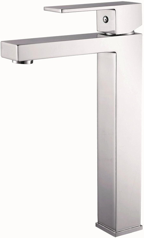 ETERNAL QUALITY Bad Waschbecken Wasserhahn Küche Waschbecken Wasserhahn Verchromt, Warm Und Kalt über Der Waschtischarmatur Waschtischmischer BQ841ca