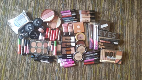 Wholesale Assorted Brand Name Cosmetics Makeup Lot - 50pcs