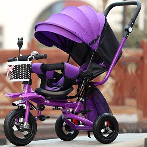 GWCD-STC Triciclo Evolutivo Triciclo de niños De 1 a 3 años Ligero...