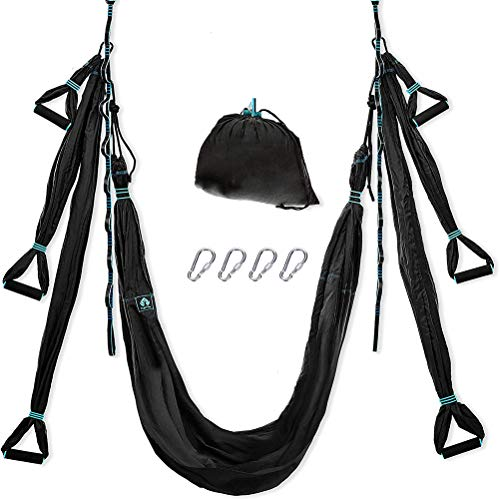 Dan&Dre Yoga Swing Nylon T210 - Hamaca antigravedad para pilates y gimnasia