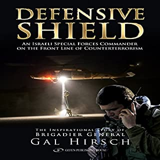 Defensive Shield audiobook cover art