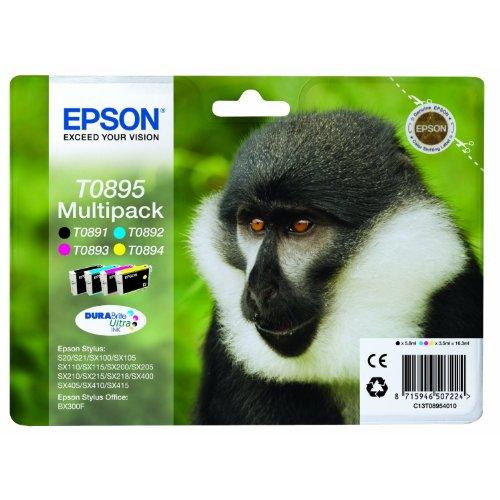 Epson MULTIPACK T0895