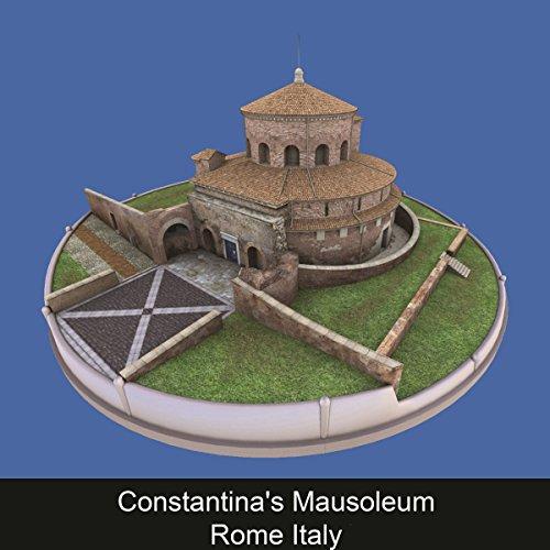 Constantina's Mausoleum Rome Italy (ENG) copertina