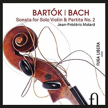 Bartók: Sonata for Solo Violin – Bach: Partita No. 2