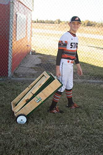 Players Choice Mounds Youth Baseball Training Aid, Ultra-Light Portable Pitching Mound