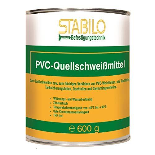 Stabilo Quellschweißmittel, Teichfolienkleber, Folienkleber, Folien kleben, Kleber, 600 gr.