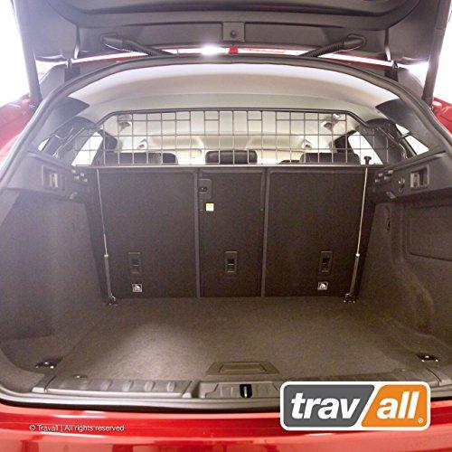 Travall Guard TDG1521 – Grille de séparation avec revêtement en poudre de nylon