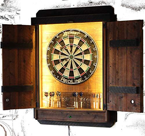 Dartboard Cabinet Light LED - Darts board Throw Line Laser - Wi-Fi On/Off