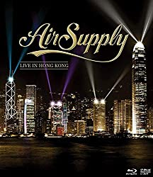 Air Supply - Live In Hong Kong [Blu-ray]