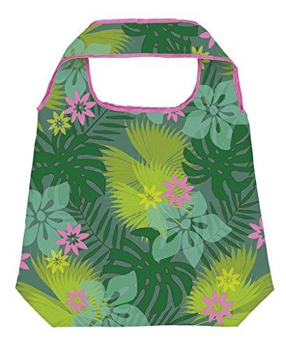 moses. Shopper Dschungel   Faltbare Einkaufstasche   umweltfreundlich, wiederverwendbar