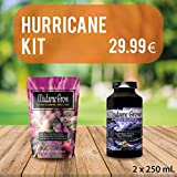 MADAME GROW / Fertilizantes para Marihuana o Cannabis/Floración/Engorador de cogollos e Inductor/Revienta Cogollos/Hurricane Kit/Bazooka Bloom K30 / Flower Karma Induction 30gr