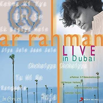 A R Rahman - Live In Dubai - Hindi