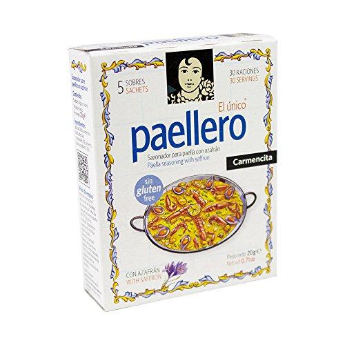 Carmencita Paella Gewürz Für Traditionelle Paella 20g