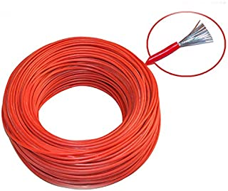 20m 12k 33ohm M Infrared Underfloor Heating Cable System 3mm 110m, Garage Floor Heating - Raychem Floor Heating, Fiber Wire Suture, Floor Heating Mat, Heating Tape, in Floor Heating Kit