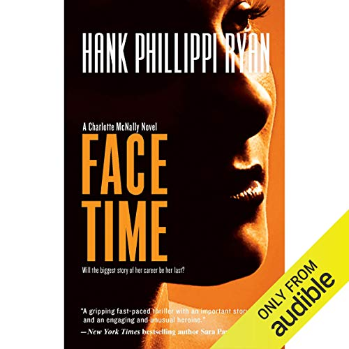 Face Time audiobook cover art