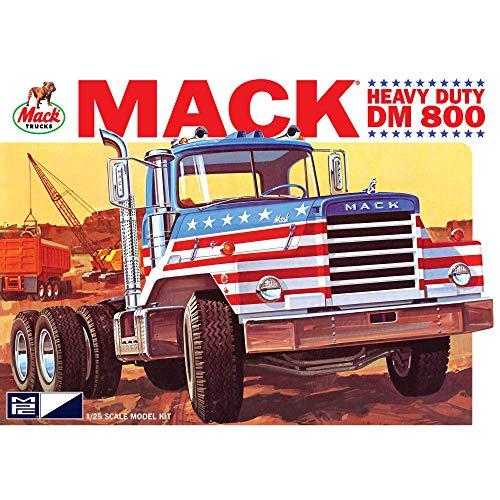 MPC Mack DM800 Semi Tractor 1:25 Scale Model Kit