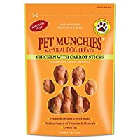 Premium gourmet dental stick, made with 100% natural quality human grade, chicken breast meat withcarrot Designed to satisfy your dogs' natural instinct to chew to help reduce tartar and plaque for healthy teeth and gums A rich source of vitamins, ...