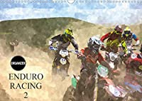 ENDURO RACING 2 (Wall Calendar 2021 DIN A3 Landscape): Off road racing at its best (Birthday calendar, 14 pages )