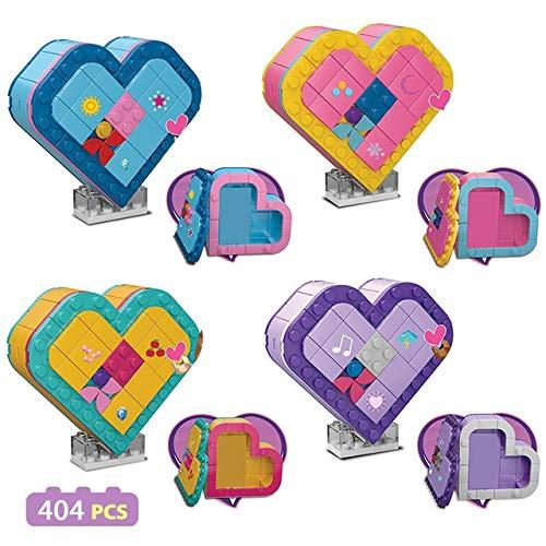 LON 868 Piezas niñas casa de la Amistad Bloques de construcción compatibles Figuras de Ladrillos Juguetes para niños Regalos