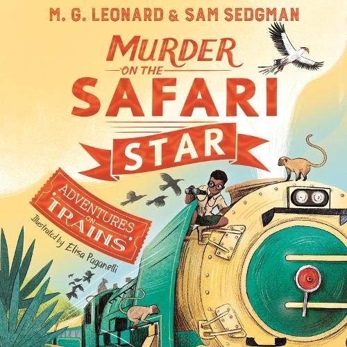 Murder on the Safari Star Titelbild