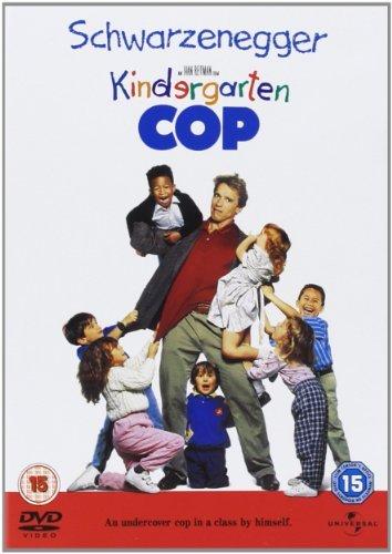 Kindergarten Cop by Arnold Schwarzenegger