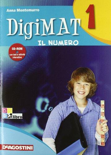DIGIMAT 1 ARIT+INV +CD: Vol. 1