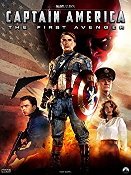 Marvel Studios  Captain America  The First Avenger  4K UHD