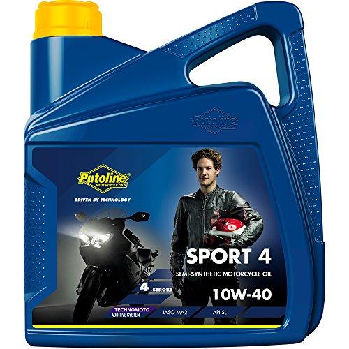 Putoline 70409 Motoröl Sport 4 10W-40 4L