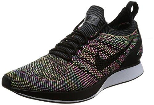 Nike Mens Air Zoom Mariah Flyknit Racer Running Shoes White 8.5 Medium (D)