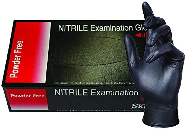 SKINTX Nitrile Exam Glove (90, XXL)