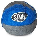 World Footbag Stally Hacky Sack Footbag, Grey/Blue