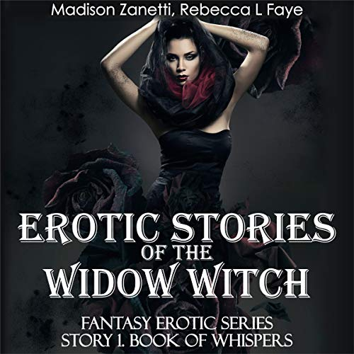 Book of Whispers audiobook cover art