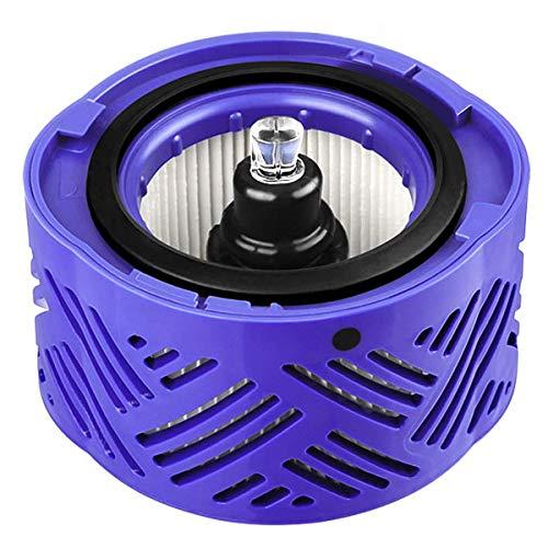 Post-Moteur Filtre pour Dyson V6 Aspirateur, Kit de Filtre de Remplacement pour Dyson V6 Range, Accessoire d'Aspirateur